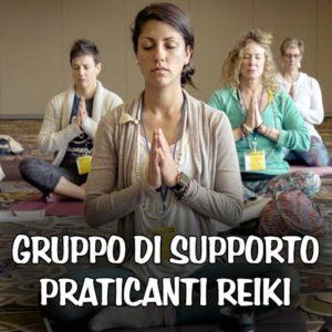 Gruppo di supporto praticanti Reiki