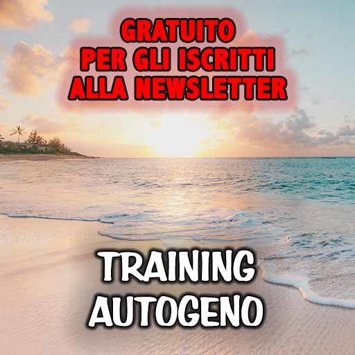 Training Autogeno - newsletter